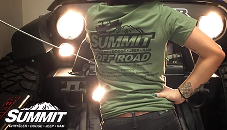 Summit Off-Road Apparel